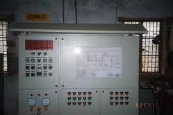 incenarator control panel