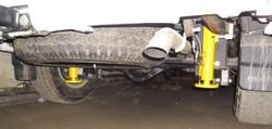 hydraulic cylinders for ob vans