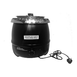 Soup Warmer Electrical Metal Body