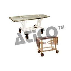 stretcher trolley folding