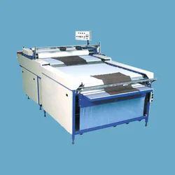 Sari Roll Steam Press Machine