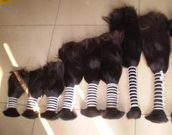 Bulk Virgin Remy Human Hair