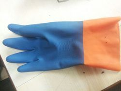 Industrial Rubber Hand Gloves