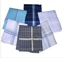 Check Handkerchiefs