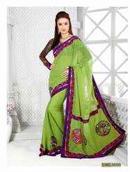 Beauty Fashion Printed Designer Sarees