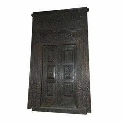 Vintage Architectural Door