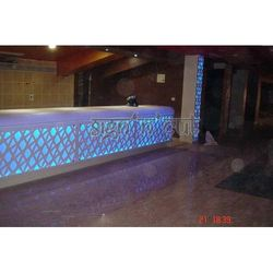 Backlit Solid Surface Countertops