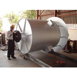 Steam Turbine Exhaust Vent Silencers