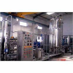 Storage & Distribution System