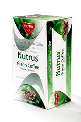 nutrus green coffee instant