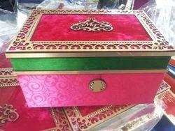 Bridal Saree Packaging Box