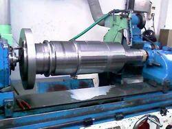 Heavy Machine Shaft