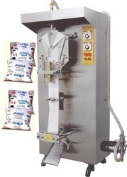 Water Pouch Packaging Machines