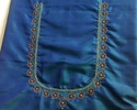 embroidered blouse salwar