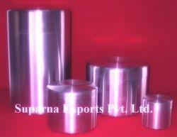 Saffron Threads Aluminum Canister