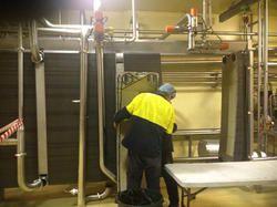 Plate Heat Exchanger Service