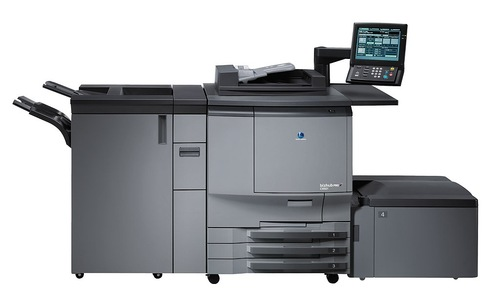 Konica Minolta Color Photocopier Machine