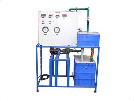 engineering lab instruments centrifugal pump test rig manufacturer rh indiamart com Centrifugal Pump Volute Centrifugal Pump Impellers