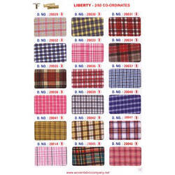School Uniform Shirting Fabric- PG26