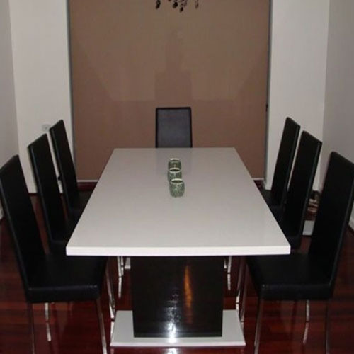 & Granite Dining Table at Best Price in India