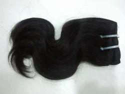 Virgin Natural Straight Hair Weft