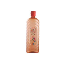 Blossom Transparent Pet Bottle