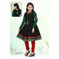 Black Churidar Suits