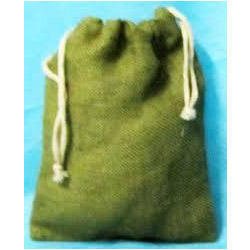 Green Color Laundry Bag