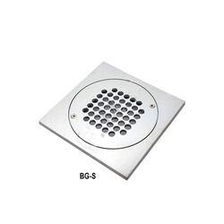 Bathroom Brass Gratings Floor Drains