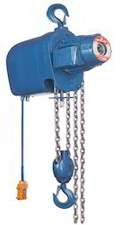 INDEF EH-II Chain Electric Hoist Model- Baby