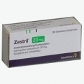 zestril lisinopril tablets