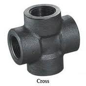 Stainless Steel Socket Weld Cross Fitting