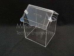Acrylic House Complain Box