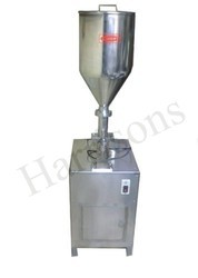 Single Head Motorized Filling Machine