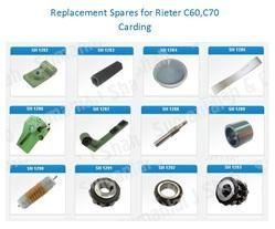 Carding Spares and Parts