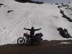 Leh Tour On Royal Enfield And Suv's