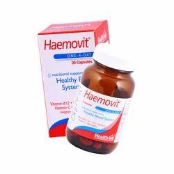 Haemovit - 30 Capsules