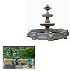 Marble Fountains for Garden