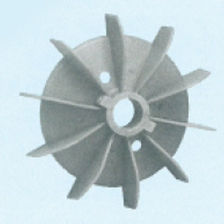Plastic Fan Suitable For GEC 100 Frame Size