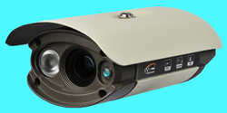 Outdoor IP Megapixel Camera