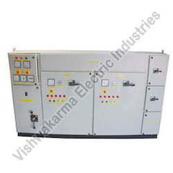 Automatic Transfer Switch Control Panel