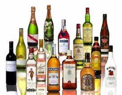 Liquor Label