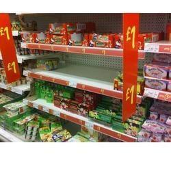 Retail Shelf Talkers
