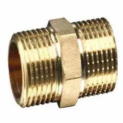 Hose Nipples Brass