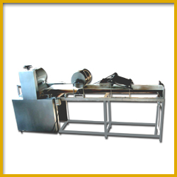 Hot Plate With Puffer  for Roti Manufacturing