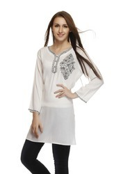 Long Sleeve Designer Kurti