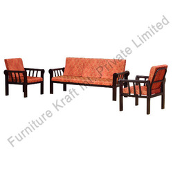 5 Seater Metal Sofa Set