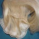 hand tied weft indian hair