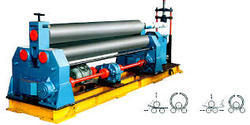Plate Rolling M/c