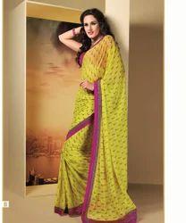 Charming Printed Sarees